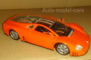 VW NARDO W12 GERMAN SPORTS CAR IN 1/24 SCALE WITH OPENING DOORS & BOOT