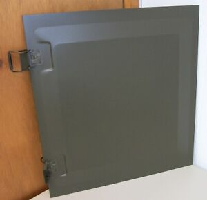 Green Steel Metal Solid Side Panel Cover For Corsair Vengeance C70 PC Cases