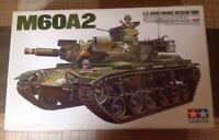 Tamiya M60A2 Ref.89542 U.S.Army M60A2 Medium Tank Completo Esc.1/35