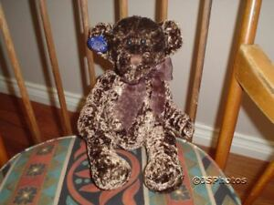 Ganz Malcolm Bear H4240 Heritage Collection 2000 New with Tags 13 inch