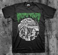 Impetigo 'Ultimo Mondo Canibale' T shirt (Gore Grind Carcass Aborted Repulsion)