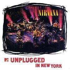 Nirvana MTV UNPLUGGED: NEW YORK (EU) 180g +MP3s REMASTERED New Sealed Vinyl LP