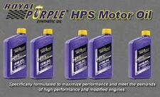 Royal Purple HPS Oil 20w50 High Performance Street Oil [4 qrt] 31250 Pick up Vic