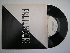 Pretenders - Brass In Pocket / Swinging London / Nervous But Shy, Real ARE11 Ex