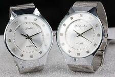 [Crystals from Swarovski®] Classic Mesh Watch