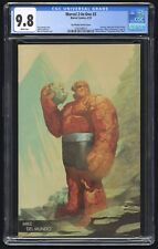 Marvel 2-In-One #3 Young Guns Variant CGC 9.8 (Marvel 4/18) Mike del Mundo cover