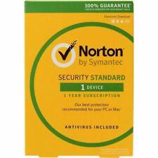 Symantec Norton Security Standard (1) - 2018 (21356799)