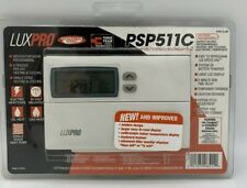NEW LUXPRO PSP511C Contractor Grade Programmable ThermostatFactory Sealed