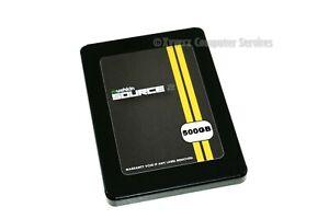 MKNSSDS2500GB GENUINE MUSHKIN SOURCE II SSD 500GB 2.5 SATA III 6GBS (CA212)