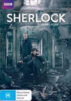 Sherlock : Series 4 (DVD, 2-Disc Set) NEW