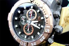Men Invicta 14232 Sea Base Swiss 7750 Valjoux Automatic Titanium LE Watch New