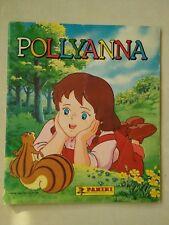 """Album images PANINI ancien - """" Pollyanna """" 1988 - 84/240 images collées"""