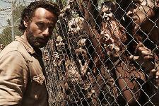 Poster A3 The Walking Dead Rick Grimes 03