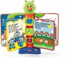 Liederbuch Mattel Fisher Price Lernspaß Motorik Musik Kinder Lieder Spiel Spass