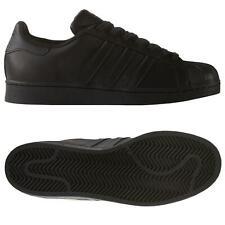 Adidas Originals Superstar Foundation Zapatos Todas Negro Zapatillas para Hombre