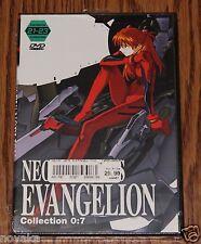 Neon Genesis Evangelion - Collection 7: Episodes 21-23 (DVD, 2001) DVD BRAND NEW