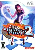 Dance Dance Revolution Hottest Party 2 Wii Game