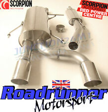 Scorpion Clio 182 Stainless Exhaust System Cat Back Resonated Daytona 2005 New