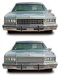 BIL-CH-90  Grille 1976-1976 Chev CAPRICE Insert Grill 3Pc