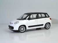 "MondoMotors 53140 FIAT 500L ""White"" - METAL  1:43"