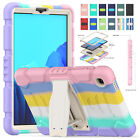 Shockproof Hybrid Stand Tablet Case For Samsung Tab A7 Lite 8.7'' 2021 T220 T225
