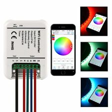 Wifi Remote Controller Steuerung Fernbedienung für IOS LED RGB Streifen LD686