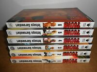Tough Vol. 1 2 3 4 5 6 Manga Graphic Novel Book Complete Lot in English