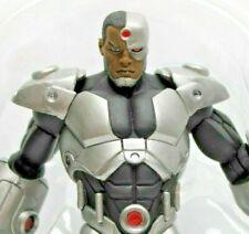 Cyborg Flashpoint Dc Direct action figure complete Vic Stone Teen Titans Jla