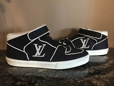 Louis Vuitton Damier Acapulco Shoes, Size 12, 12.5, 13 USA, LV, Supreme, Yeezy