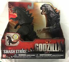 Smash Strike Godzilla Action Figure from the 2014 movie Bandai New
