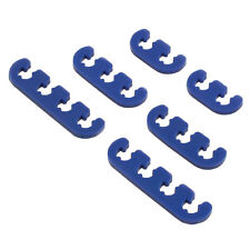 SPECTRE UNIVERSAL IGNITION LEAD WIRE SEPARATOR BLUE CHEVROLET FORD V8