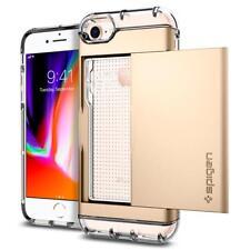 Spigen iPhone 8 / 7 Case Crystal Wallet Champagne Gold