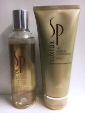 WELLA SP Luxe Olio Keratin Shampoo 200 ML e Balsamo 200 ML (prezzo consigliato £ 39.20)