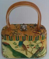 Stella Page Handbag Purse Bird Design