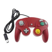 Manette pour Nintendo Wii, Wii U et Gamecube - Rouge