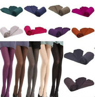 Hot Women's Autumn Winter Warmer Thick Warm Stockings Sock Pantyhose Tights Sexy