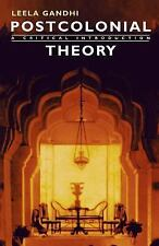 Postcolonial Theory : A Critical Introduction by Leela Gandhi (1998, Paperback)