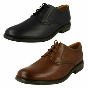 Mens Clarks Lace Up Casual Shoes - Becken Lace