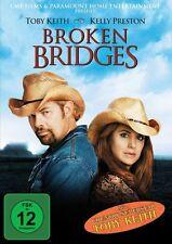 BROKEN BRIDGES (KELLY PRESTON, TOBY KEITH, BURT REYNOLDS,...)  DVD NEU