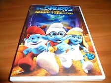 The Smurfs: The Legend of Smurfy Hollow (DVD, Widescreen 2013) Used Animated