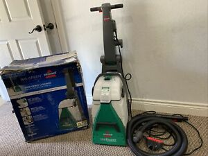 PLEASE READ Bissell Big Green Floor Finishing Machine Model# 86T3