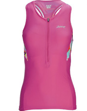 Zoot - Women's Performance Tri Tank - Kaleidoscope - Medium
