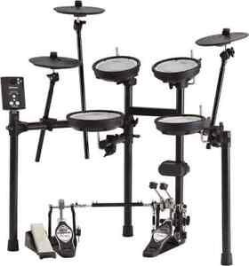 ROLAND TD-1DMK Einsteiger-V-Drum-Set Mesh-heads E-Drums Drums | Neu