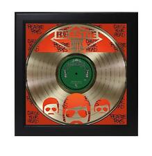 Beastie Boys Laser Cut Record With Poster Art Shadowbox C3