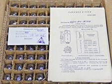 6N3P / 6CC42 / 2C51 / 396a /6385 Tubes NOS Same Data Codes 1983 Lot of 100pcs