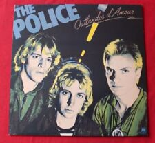 Disques vinyles rock 33 tours The Police