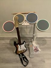 Lego Rock Band Drums Guitar And Game Tested Works