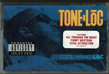 New: TONE LOC - Cool Hand Loc Cassette Tape [EXPLICIT]