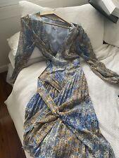 Hi There Karen Walker Wrap Dress Size 8