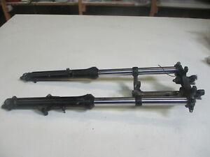 Honda CJ 360 T Gabel mit 33 mm Standrohre Gabelbrücke oben und unten fork